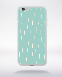 Coque pattern 92 compatible iphone 6 transparent