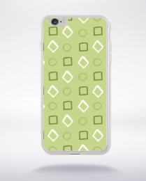 Coque pattern 99 compatible iphone 6 transparent