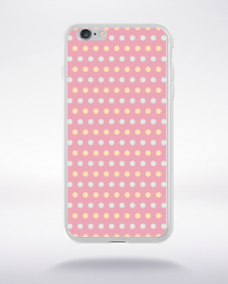 Coque cupcake pattern 6 compatible iphone 6 transparent