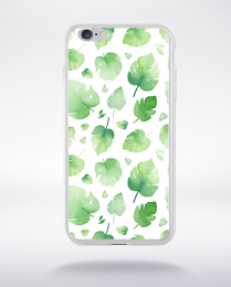 Coque watercolor love 8 m compatible iphone 6 transparent