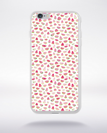 Coque watercolor love 7 s compatible iphone 6 transparent