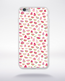 Coque watercolor love 7 m compatible iphone 6 transparent