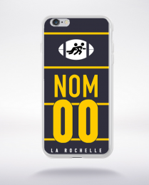 Coque larochelle compatible iphone 6 transparent