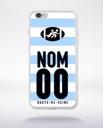 Coque racing92 compatible iphone 6 transparent
