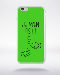 Coque j men fish 9 compatible iphone 6 transparent