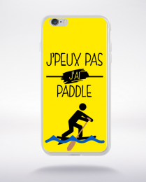 Coque j peux pas j ai paddle 2 compatible iphone 6 transparent