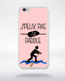 Coque j peux pas j ai paddle 9 compatible iphone 6 transparent