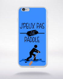 Coque j peux pas j ai paddle 8 compatible iphone 6 transparent