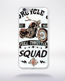 Coque motorcycle club compatible iphone 6 transparent