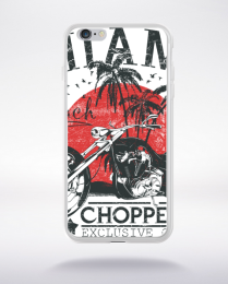 Coque miami choppers compatible iphone 6 transparent