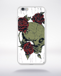 Coque once upon a wish compatible iphone 6 transparent