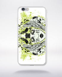 Coque saints and sinners compatible iphone 6 transparent