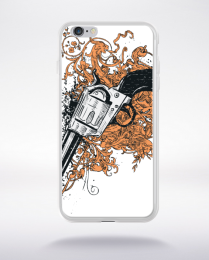 Coque the mexican compatible iphone 6 transparent