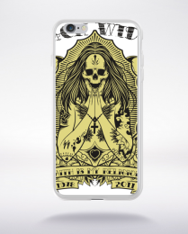 Coque the black widow compatible iphone 6 transparent