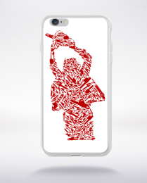 Coque chainsaw compatible iphone 6 transparent