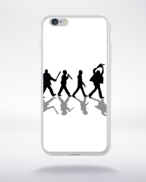 Coque abbey road killer compatible iphone 6 transparent