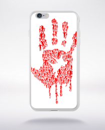 Coque hand of zombies compatible iphone 6 transparent