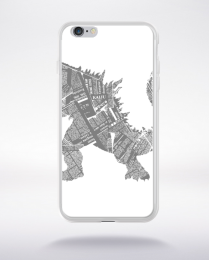 Coque kaiju compatible iphone 6 transparent