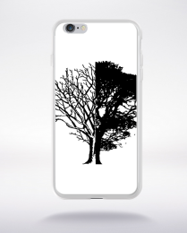 Coque life and death compatible iphone 6 transparent