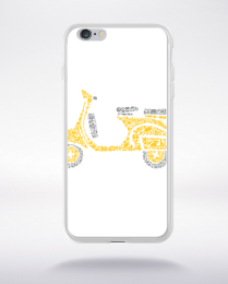 Coque scooter compatible iphone 6 transparent