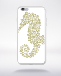 Coque sea horse compatible iphone 6 transparent