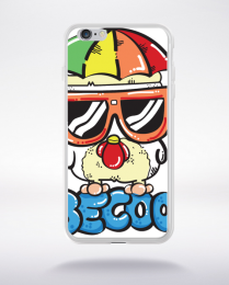 Coque be cool compatible iphone 6 transparent