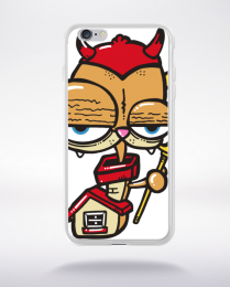 Coque devil house compatible iphone 6 transparent