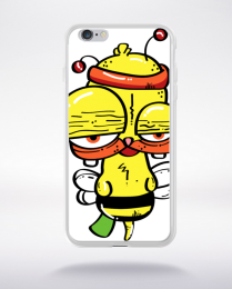 Coque funny bee compatible iphone 6 transparent