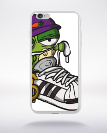 Coque hip hop compatible iphone 6 transparent