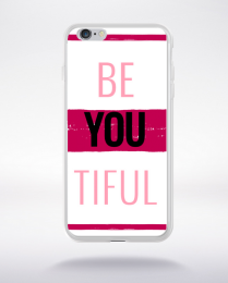 Coque be you tiful compatible iphone 6 transparent