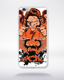 Coque angry primates compatible iphone 6 transparent