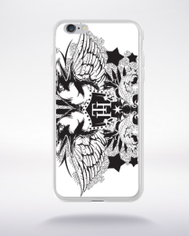 Coque anarchy compatible iphone 6 transparent