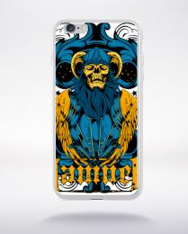 Coque damned compatible iphone 6 transparent