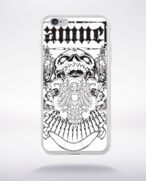 Coque damned 2 compatible iphone 6 transparent