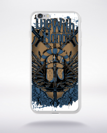 Coque die with honor compatible iphone 6 transparent