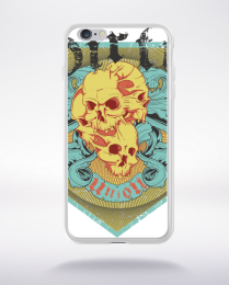 Coque dirty union compatible iphone 6 transparent