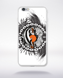 Coque dolphin compatible iphone 6 transparent