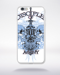 Coque disciples of agony compatible iphone 6 transparent