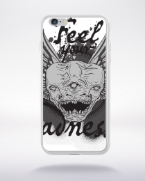 Coque feel your sadness compatible iphone 6 transparent