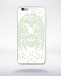 Coque fear of dark compatible iphone 6 transparent