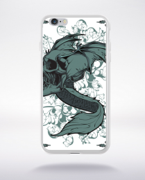 Coque flying snake compatible iphone 6 transparent