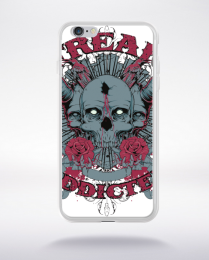 Coque freak addicted compatible iphone 6 transparent