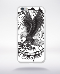 Coque fly and conquer compatible iphone 6 transparent