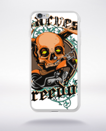 Coque harvest of freedom compatible iphone 6 transparent