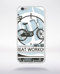 Coque great workout compatible iphone 6 transparent