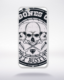 Coque get busted compatible iphone 6 transparent