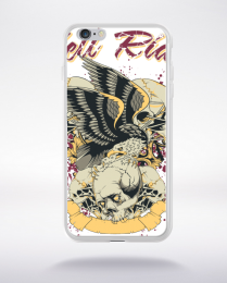 Coque hell rider compatible iphone 6 transparent