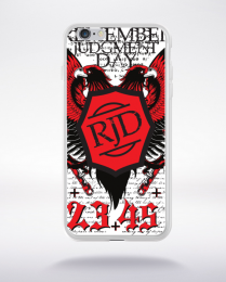 Coque judgment day compatible iphone 6 transparent