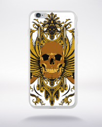 Coque immortality compatible iphone 6 transparent