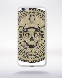 Coque live for something compatible iphone 6 transparent